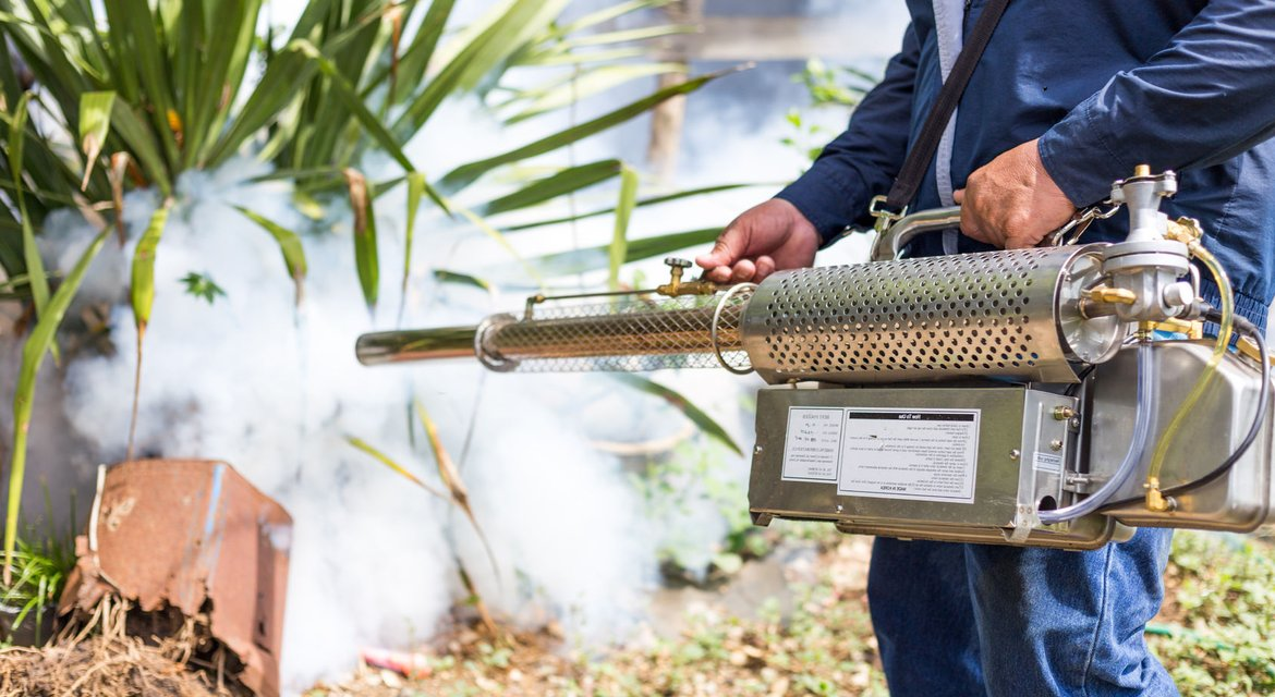 Outdoor Fumigation Treatment